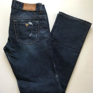 Guess Daredevil - Boot Cut Jeans